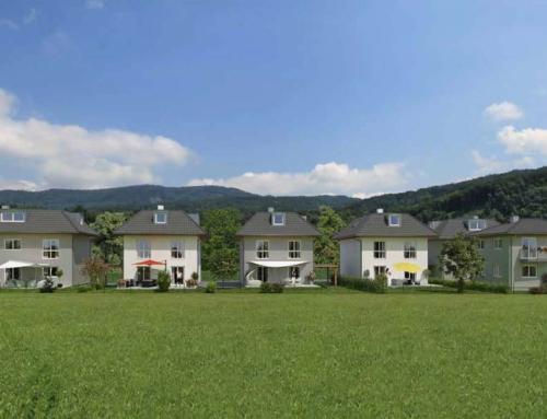 6 Einfamilienhäuser in Oberalm